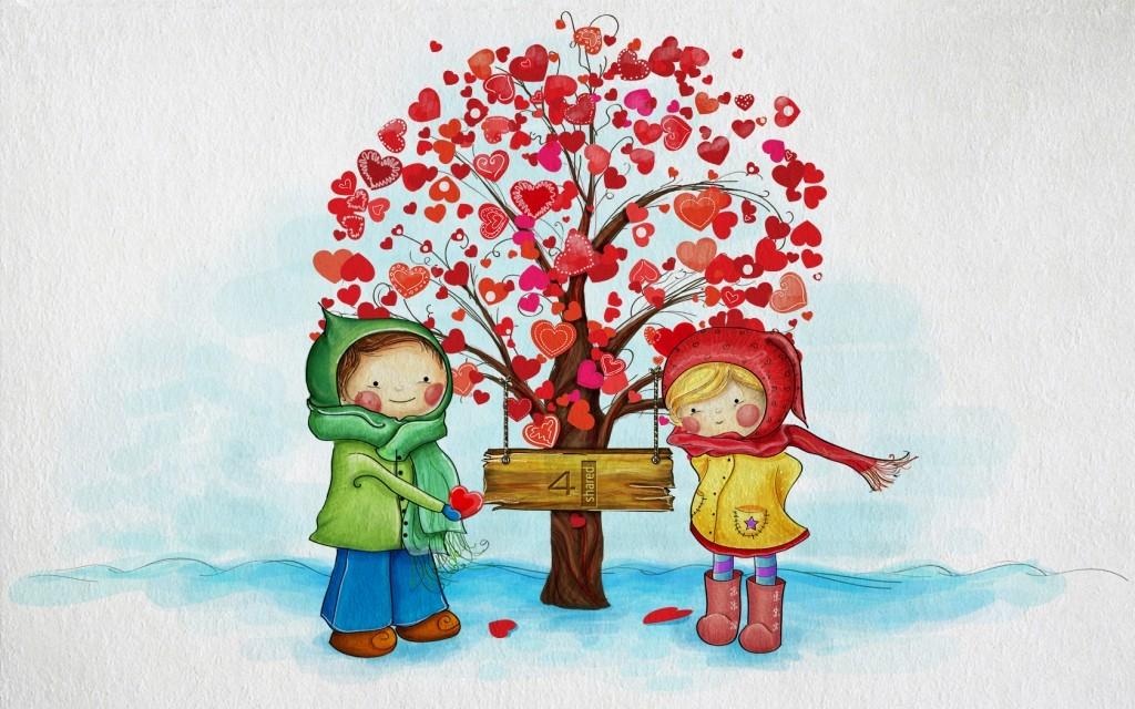 Slikovni rezultat za valentinovo djeca